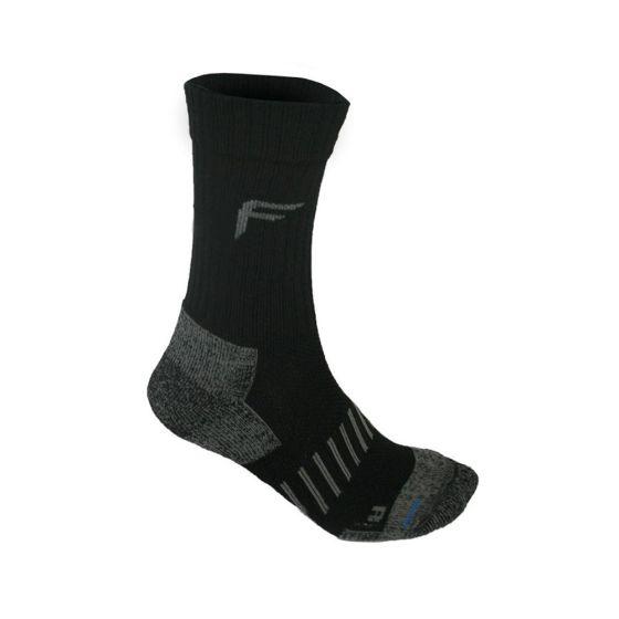 F-Lite Backpacking Pro Socks - 6-8 - Black