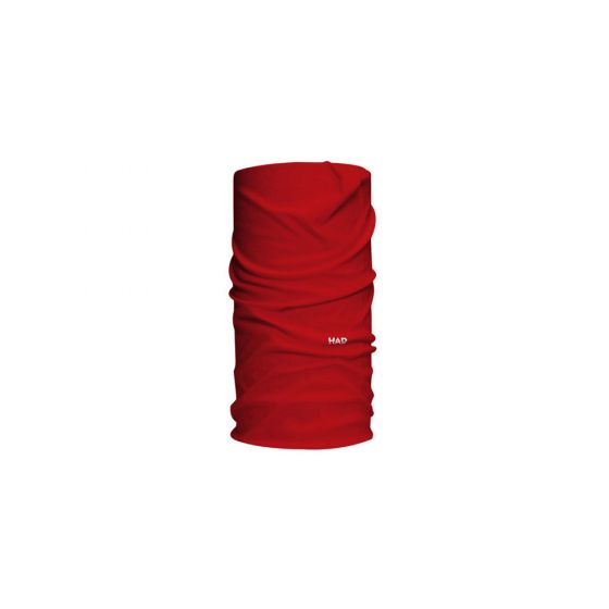 H.A.D. Solid Colours Scarf Red One Size