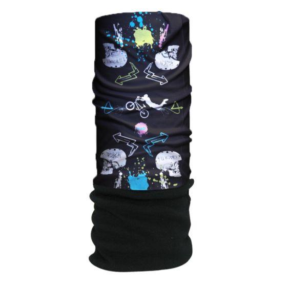 H.A.D. Originals Junior Fleece Go Hard Fleece Black/Mcolour One Size