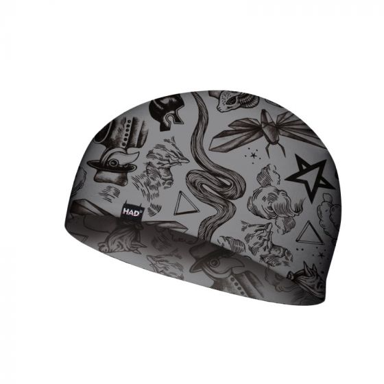 H.A.D. Special Beanie Seabase Grey/Black One Size