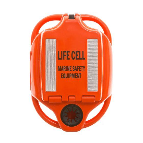 Life Cell FL3 Flotation Device for 4 People  - Orange