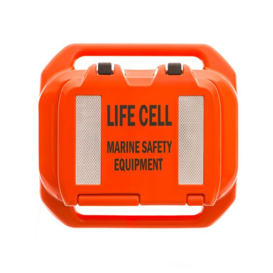 Life Cell LF5 Flotation Device for 2-4 People - Orange