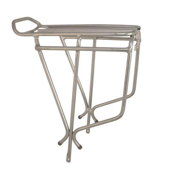 Oxford Alloy Luggage Rack-Silver