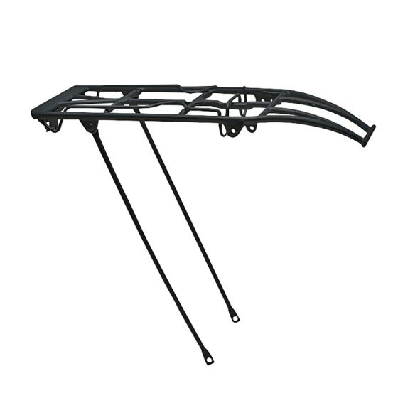 Oxford Spring Top Luggage Carrier-Black