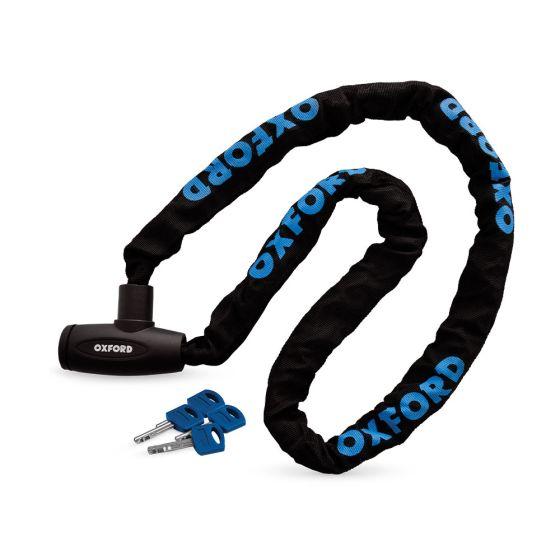 Oxford GP Chain8 Chainlock - 8mm x 2.0m