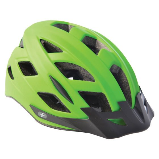 Oxford Metro V Helmet - Green - Large
