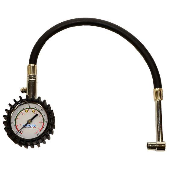 Oxford Pro Dial Tyre Gauge