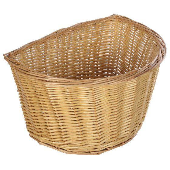Oxford Wicker Basket 16'' D Shape