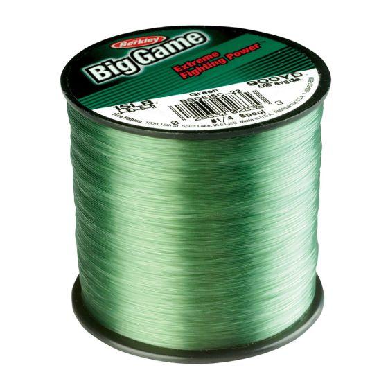 Berkley Mono Big Game Line-Green-900yds-0.38mm