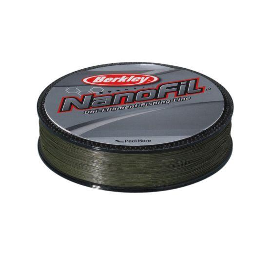 Berkley Nanofil Fishing Line-Green-125m-0.12mm