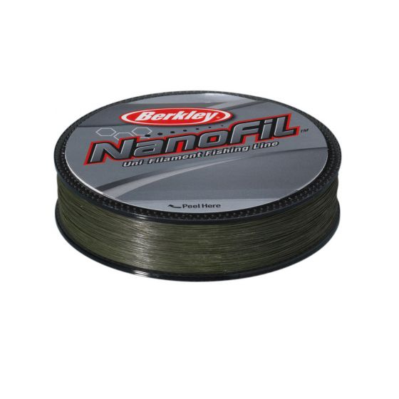 Berkley Nanofil Fishing Line-Green-125m-0.25mm