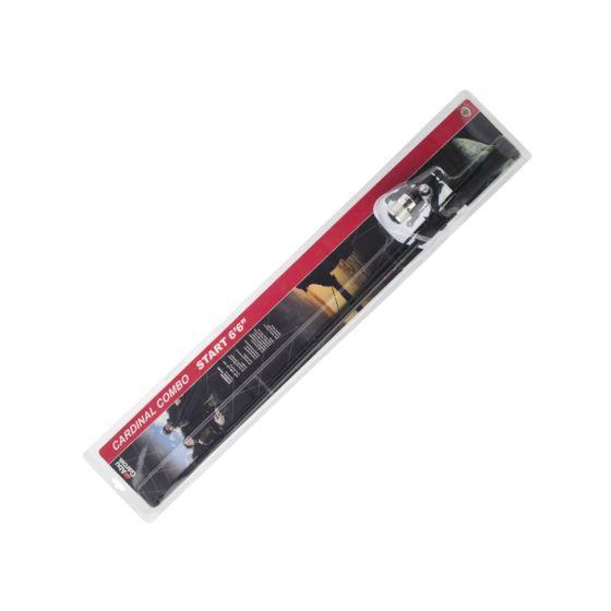 Abu Garcia Cardinal Rod and Classic 30 Reel Combo