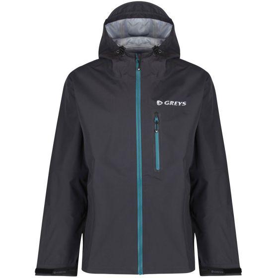 Greys Warm Weather Wading Jacket-Black M - (647-1436291)