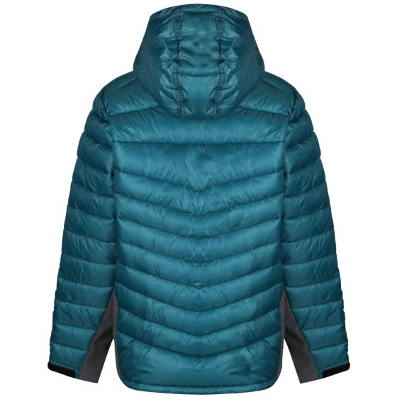 Greys Micro Quilt Jacket-Blue M - (647-1436303)