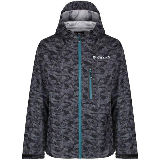 Greys Warm Weather Wading Jacket-Camo M - (647-1447280)