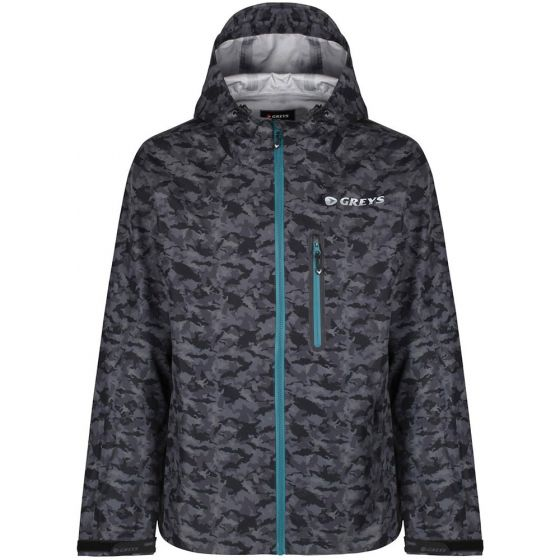 Greys Warm Weather Wading Jacket-Camo L - (647-1447281)