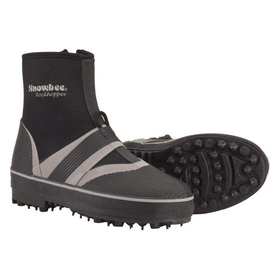 Snowbee Rockhopper Spike Sole Wading Boots-8 - (735-1316705-08)