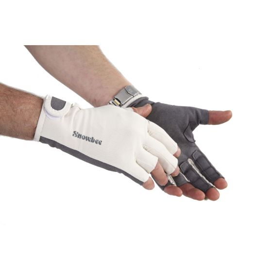 Snowbee Sun Stripping Gloves-L/XL - (735-13240-LXL)