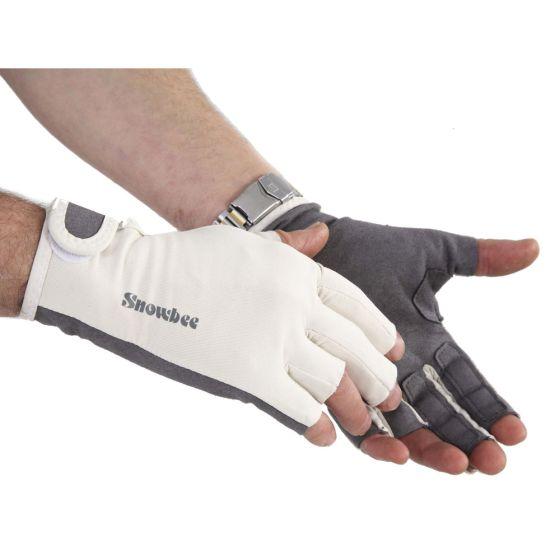 Snowbee Sun Stripping Gloves-S/M - (735-13240-SM)