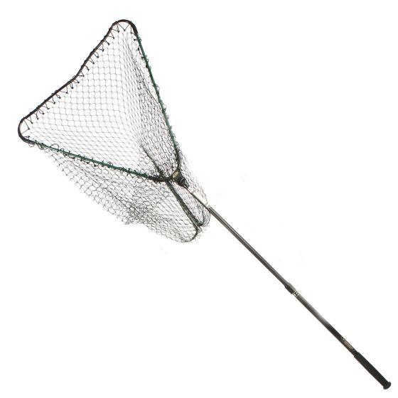 Snowbee Telescopic/Folding Landing Net-Large