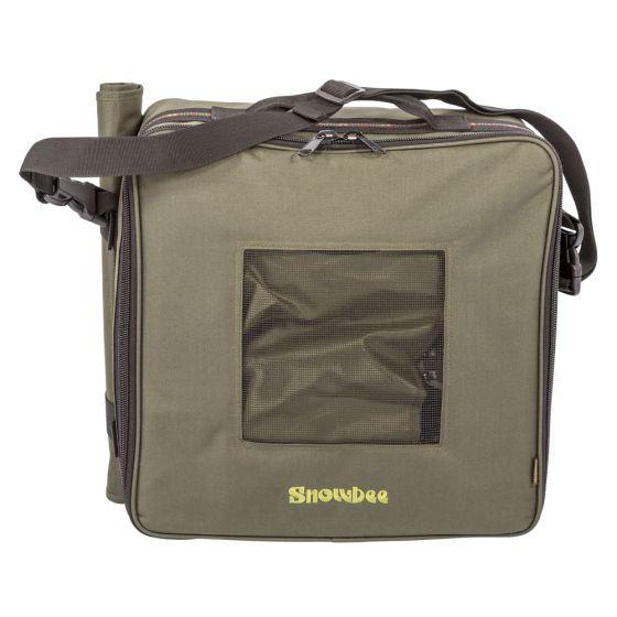 Snowbee  Chest Wader Bag - Dark Olive