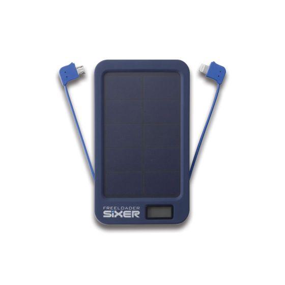 Solar Technology Freeloader SiXER Solar Battery Pack