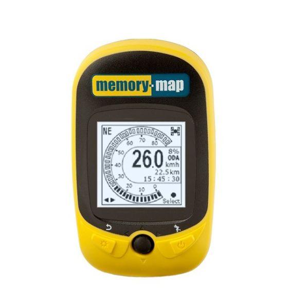 Memory-Map Bike 270 Pro GPS Trip Computer