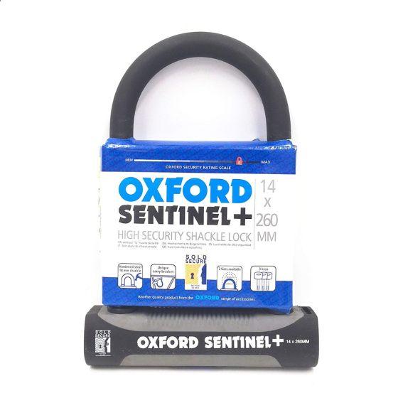 Oxford Sentinel Plus U Lock