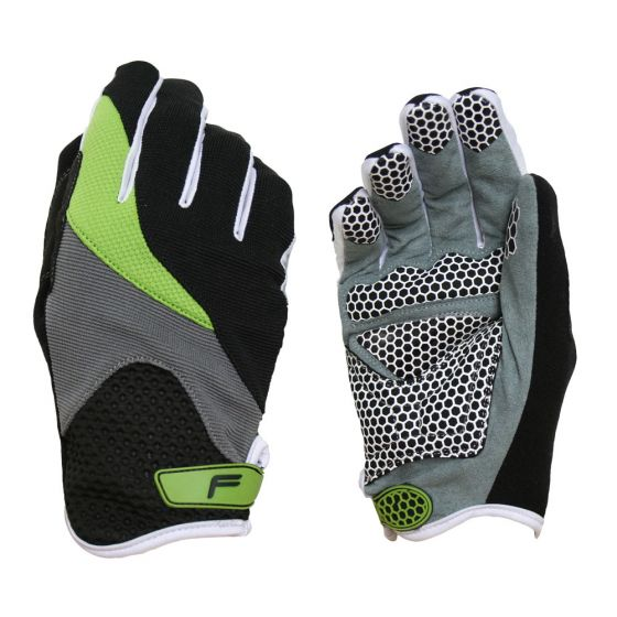 F-Lite Zenmaster Fullfinger Bike Gloves - Large