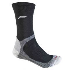 F-Lite Women's Trekking P 100 Socks - Black / Anthracite