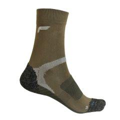F-Lite Trekking A 100 Socks - Brown/Grey
