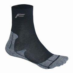 F-Lite Trekking Light Socks - Black / Anthracite