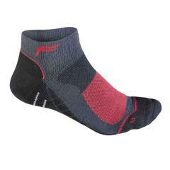 F-Lite Men's Mtbike Mid Socks Anthracite/Red
