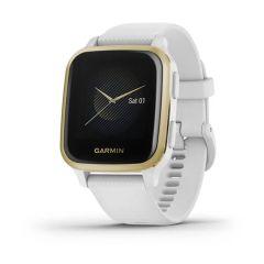 Garmin Venu Sq GPS Smartwatch - Light Gold