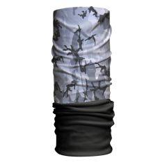 H.A.D. Originals Winter Camou Fleece Grey/White/Black One Size