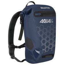 Oxford Aqua V20 Backpack - Navy Hexagons