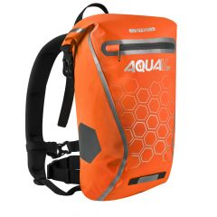 Oxford Aqua V20 Backpack - Orange Hexagons
