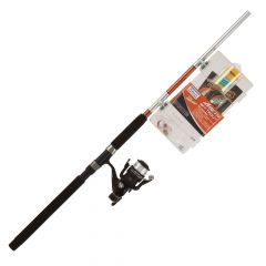 Shakespeare Catch More Fish 2 Trout Rod Combo