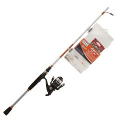 Shakespeare Catch More Fish 2 Spinning Rod Combos