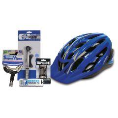 Oxford Adult Cycle Bundle - L/XL - Blue