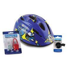 Oxford Mini Boys Cycle Bundle