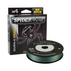 Spiderwire Dura-4 Silk Braid Green Fishing Line