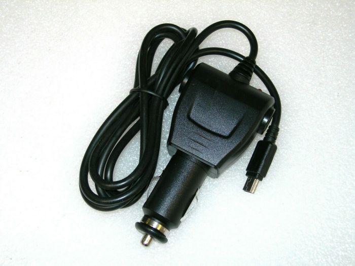 Memory-Map Mini USB 12v Car Charger
