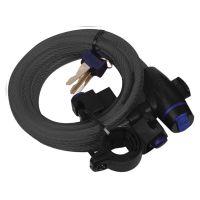 "Oxford_Cable_Lock_1.8m/72""_x_12mm_Black"