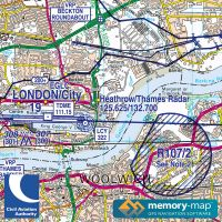 CAA Helicopter VFR Chart - London