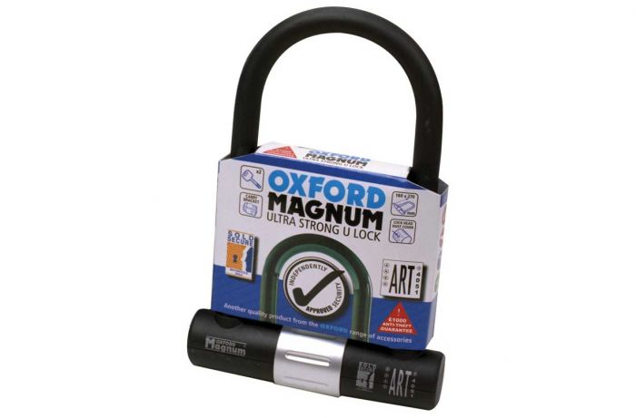 Oxford Magnum U Lock -180 x 270mm