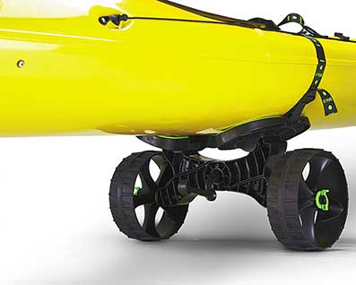 Watersports equipment including the bestselling C-tug kayak cart