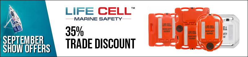 Lifecell 35% trade discount