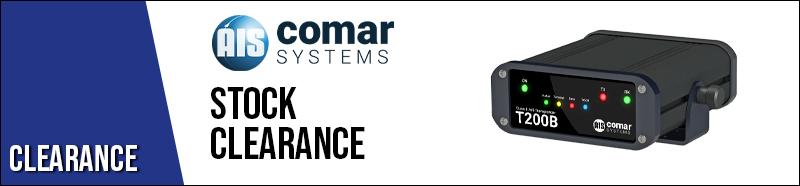 Comar stock clearance
