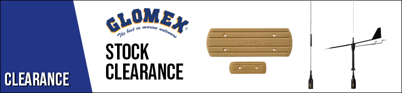 Glomex stock clearance